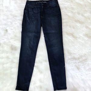 New women's Ashley Stewart skinny jeans size 12